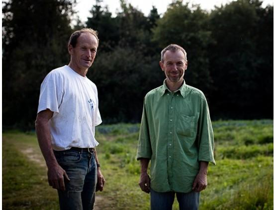 Les frères Bocel, producteurs de carottes et de tomates pour Monsieur Appert