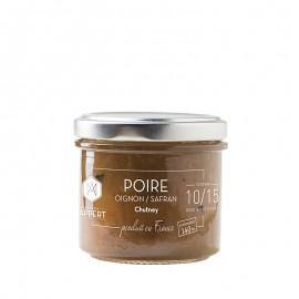 Chutney Poire / Oignon / Safran