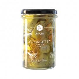COURGETTE / EN FLEUR / HUILE