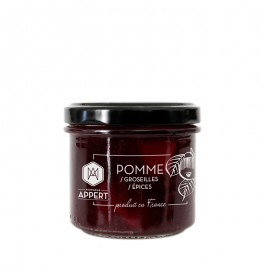 POMME / GROSEILLES / EPICES chutney