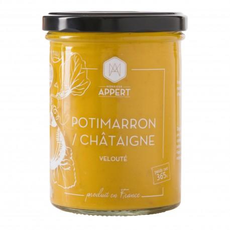 VELOUTE DE POTIMARRON / CHATAIGNE