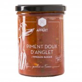 PIPERADE BASQUE PIMENT DOUX D'ANGLET
